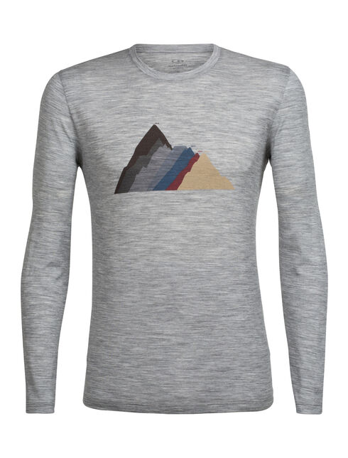 Tech Lite Long Sleeve Crewe Seven Summit Stack