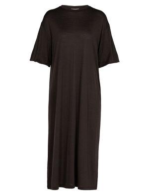 Cool-Lite™美丽诺羊毛连衣裙