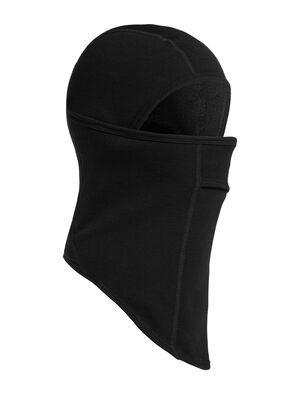 Unisex Merino Apex Balaclava  Providing warm, breathable protection from the winter elements, the Apex Balaclava features 200gm terry RealFLEECE® fabric, with corespun fibers and a touch of LYCRA® for durability and stretch.