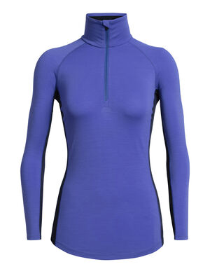 BodyfitZone™ Merino 200 Zone Thermal Long Sleeve Half Zip Top
