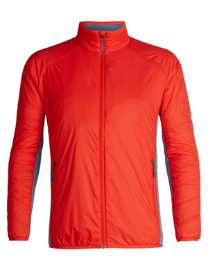 Mens MerinoLOFT™ Hyperia Lite Hybrid Jacket A technical insulating men's jacket made with our 100gm MerinoLOFT™ insulation, the Hyperia Lite Hybrid Jacket is an eco-friendly puffy jacket sheds wind and light precipitation and is made to stretch and move with you no matter where your adventure takes you.