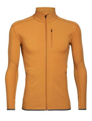 RealFleece™ Merino Descender Long Sleeve Zip Jacket