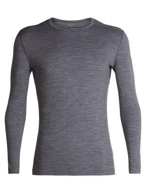 Herren Merino 200 Oasis Langarmshirt Unser vielseitiger, atmungsaktiver Base Layer aus 100% Merinojersey, das 200 Oasis Langarmshirt mit Rundhalsausschnitt ist unser meistverkauftes Oberteil.