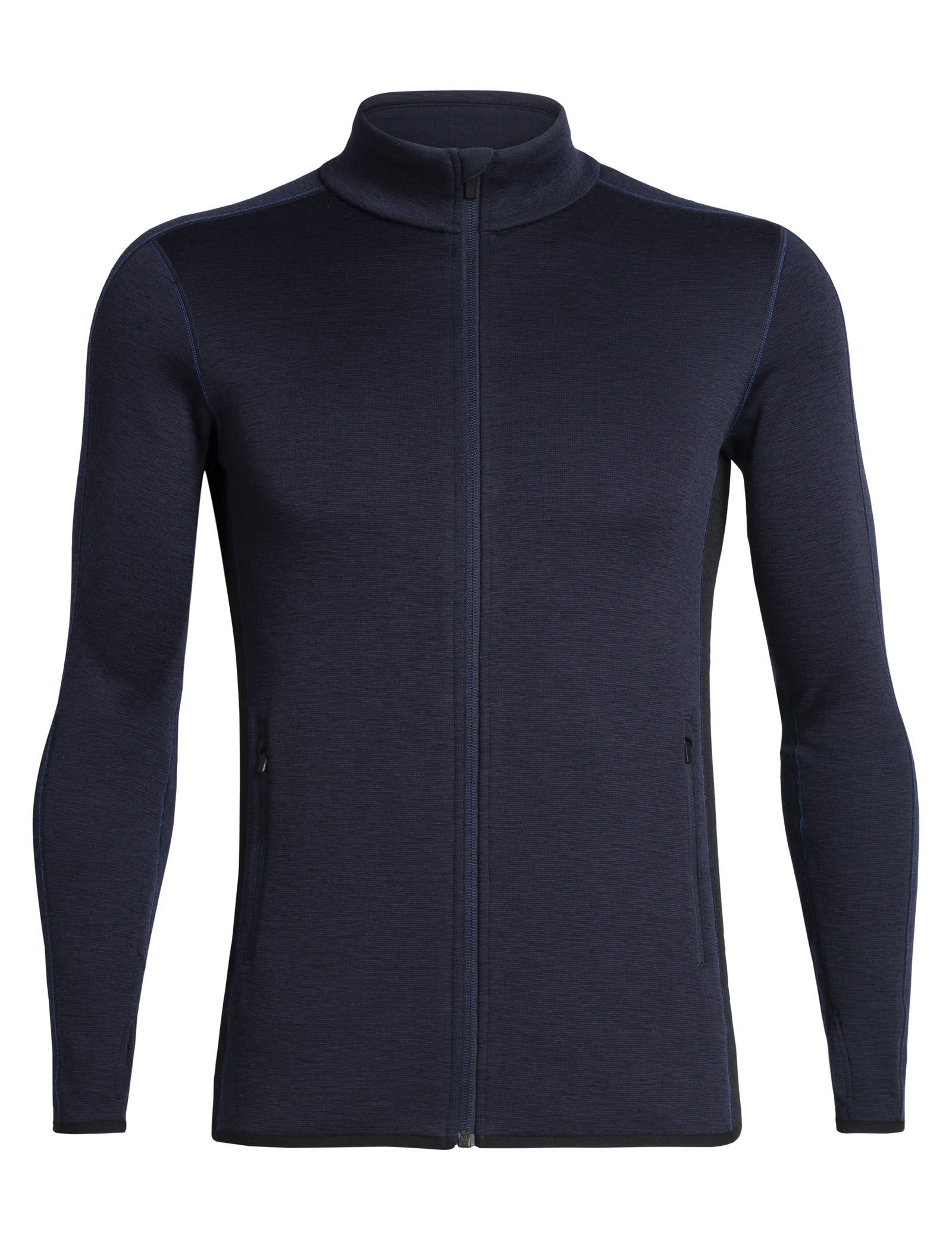 Heren Elemental Long Sleeve Zip