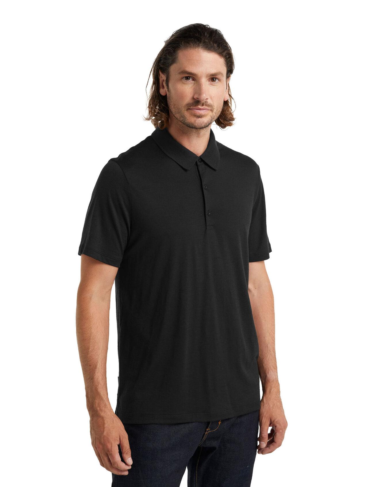 Merino Tech Lite II Short Sleeve Polo Shirt