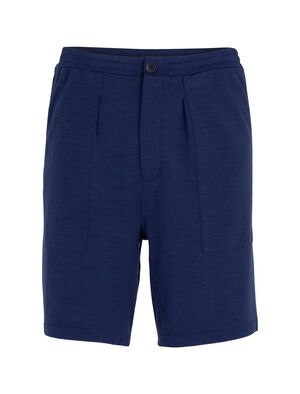 Mens Merino 200 Terry Short Pants Lightweight terry shorts designed for both down-time comfort and mid-week versatility thanks to their sleek look and stretchy corespun fabric, the 200 Terry Short Pants keep it casual wherever you go.