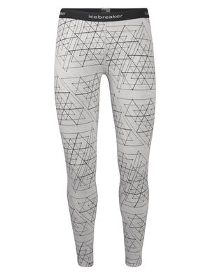 Merino 250 Vertex Thermal Leggings Ice Structure