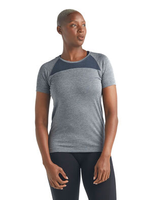 Cool-Lite™ T-shirt manches courtes col rond Motion Seamless