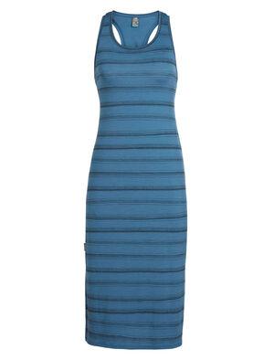 女款 Cool-Lite™美丽诺羊毛Yanni背心中长裙 Yanni背心中长裙将有型的背心上衣与透气舒适的夏日连衣裙相结合,是一款富有弹性、造型活力十足的女款美丽诺羊毛连衣裙。