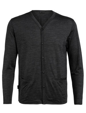 Mens Cool-Lite™ Merino Cardigan A casual merino jersey cardigan made with our lightweight Cool-Lite™ fabric, the Cool-Lite™ Cardigan is modern, stylish and comfortable with the natural benefits of merino.