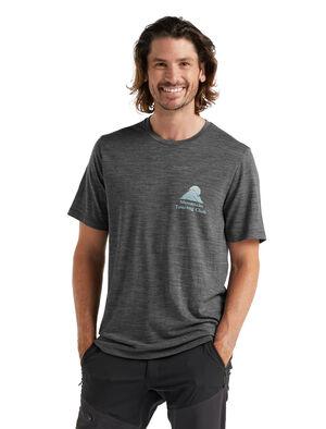 美丽诺羊毛Tech Lite II 短袖T恤(Mountain Touring Club)