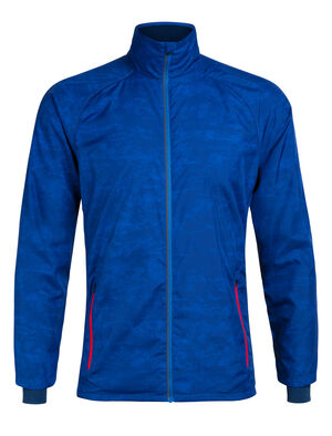 Mens Cool-Lite™ Rush Windbreaker A lightweight and weather-resistant men's jacket with a technical design and merino wool content, the Rush Windbreaker sheds light weather while actively wicking moisture.