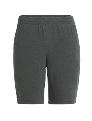 Mens Cool-Lite™ Momentum Shorts Perfect for summer training, the Momentum Shorts feature soft merino wool terry fabric, with natural TENCEL® for the heat, and LYCRA® for stretch