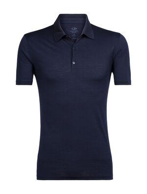 Merino Tech Lite Short Sleeve Polo Shirt