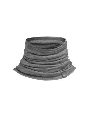 男女通用 男女通用Flexi围脖 Flexi围脖以100%美丽诺羊毛平纹针织面料制成,天然柔软、透气防臭,用途格外广泛,可用作冷帽、头带、面罩或脖套。