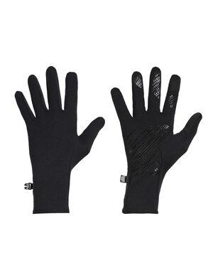 Unisexe Gants Quantum  Accessoires techniques intégrant un tissu éponge mérinos à grammage moyen doux, extensible et résistant aux odeurs, nos gants Quantum possèdent un revêtement écrans tactiles au bout des doigts pour une utilisation avec un téléphone.