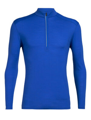 Mens Cool-Lite™ Amplify Long Sleeve Half Zip A technical men's top for year-round training, the Amplify Long Sleeve Half Zip features our signature cool-lite™ fabric for moisture-wicking and temperature regulation in variable conditions.