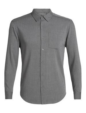 Cool-Lite™ Merino Steveston Long Sleeve Flannel Shirt