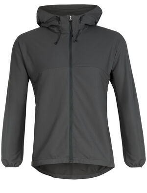 Merino-Shield Long Sleeve Zip Hood