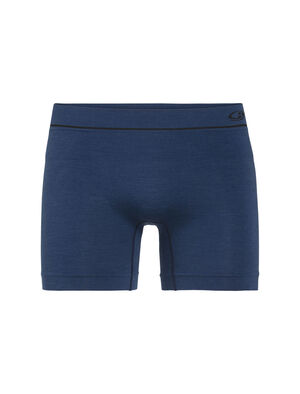 Mens Cool-Lite™ Merino Anatomica Seamless Boxers  Ultra-comfortable underwear for everyday performance and active days, the slim-fit Anatomica Seamless Boxers feature a seam-free construction and durable, breathable merino wool blend.