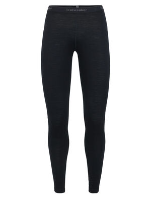 Womens 200 Oasis Leggings Midweight merino leggings with a capri-length design for use with ski boots and winter footwear, the breathable, odor-resistant 200 Oasis Legless base layer bottoms are made from 100% merino wool.