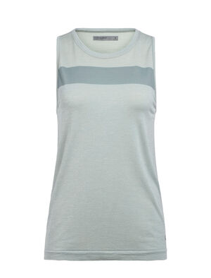 Womens Cool-Lite™ Motion Seamless Tank The Motion Seamless Tank is a lightweight and technical women's merino wool training top with incredible breathability, stretch, and wicking performance.