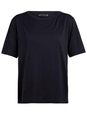 Tech Lite Laid-Back kortärmad t-shirt med rund halsringning