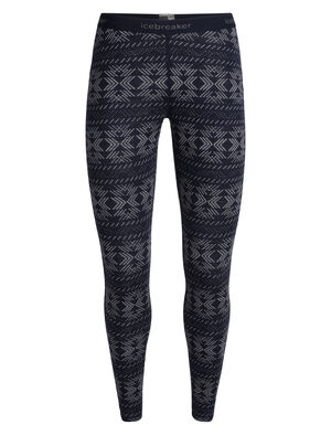 Merino 250 Vertex Thermal Leggings Crystalline
