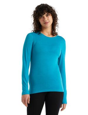 200 Oasis långärmad t-shirt med rund halsringning