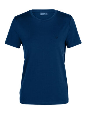 Womens Nature Dye Merino Sisao Short Sleeve Crewe T-Shirt Dye Origin Our classic regular-fit T-shirt made with all-natural, 100% merino wool, the Sisao Short Sleeve Crewe Dye Origin is dyed using natural plant pigments.