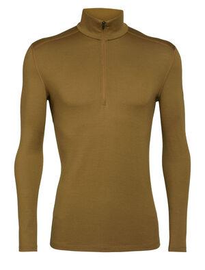 Heren 260 Tech shirt met lange mouwen en halve rits De 260 Tech met lange mouwen en halve rits is een warmere, middelzware versie van de Oasis. Het is de perfecte top voor layering in de winter, gemaakt van 100% merinowol.
