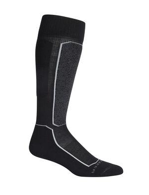 Ski+轻薄及膝滑雪袜