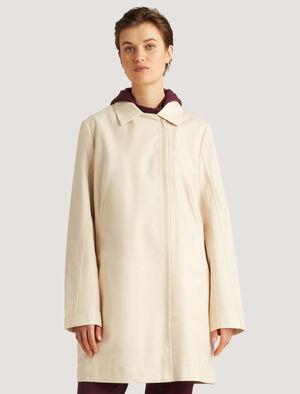 Cool-Lite™美丽诺羊毛旅行Trench大衣