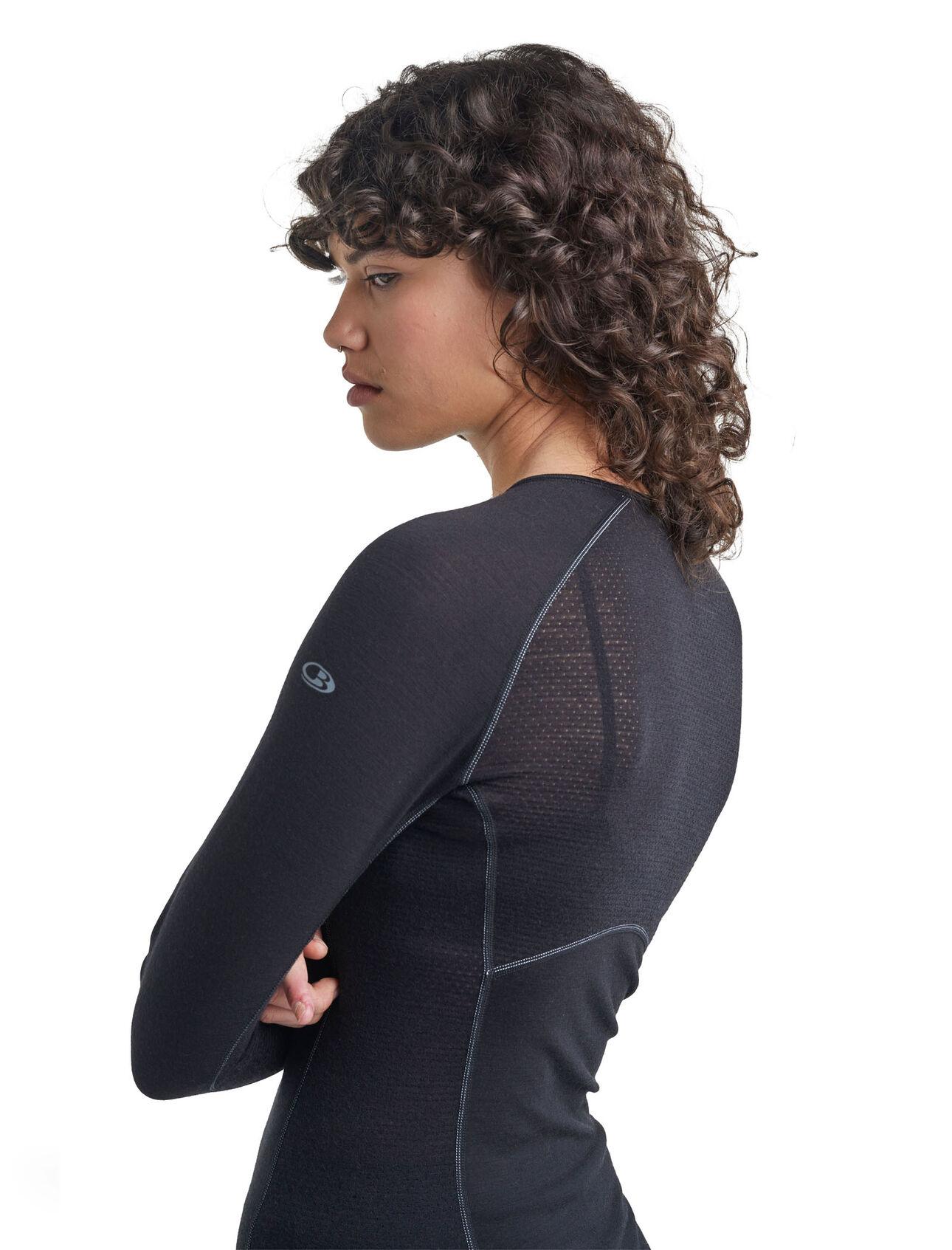 Details about  /Icebreaker Long Sleeve Shirt Mens bodyfitzone 200 Zone Merino Function Shirt funding show original title