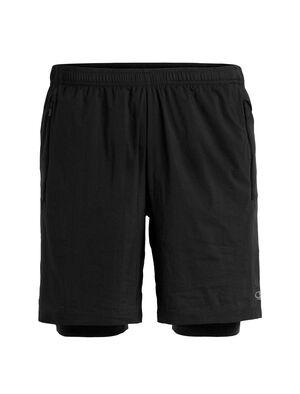Cool-Lite™美丽诺羊毛Impulse训练短裤
