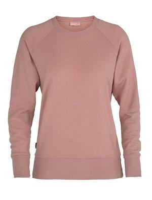 Nature Dye Helliers långärmad sweatshirt med rund halsringning