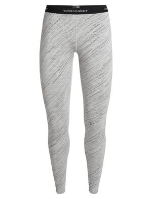 Womens 250 Vertex Leggings Snow Storm The 250 Vertex Leggings Snow Storm are midweight merino wool base layer bottoms for warm, breathable performance in cold conditions.