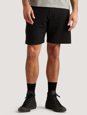 Mens icebreaker City Label Merino Lightweight Shorts Comfortable shorts for your morning run or laidback Sundays, the Merino Lightweight Shorts are made with breathable, odour-resistant merino fibres with a touch of LYCRA® for stretch.