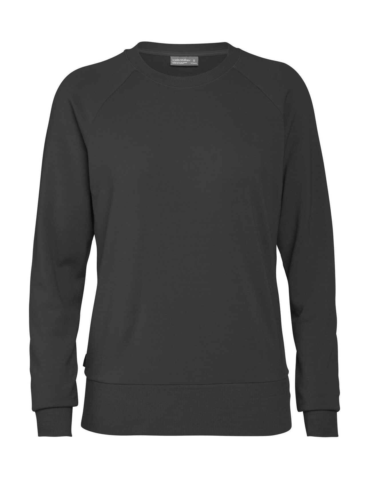 Pull-over manches longues et col rond Nature Dye Helliers