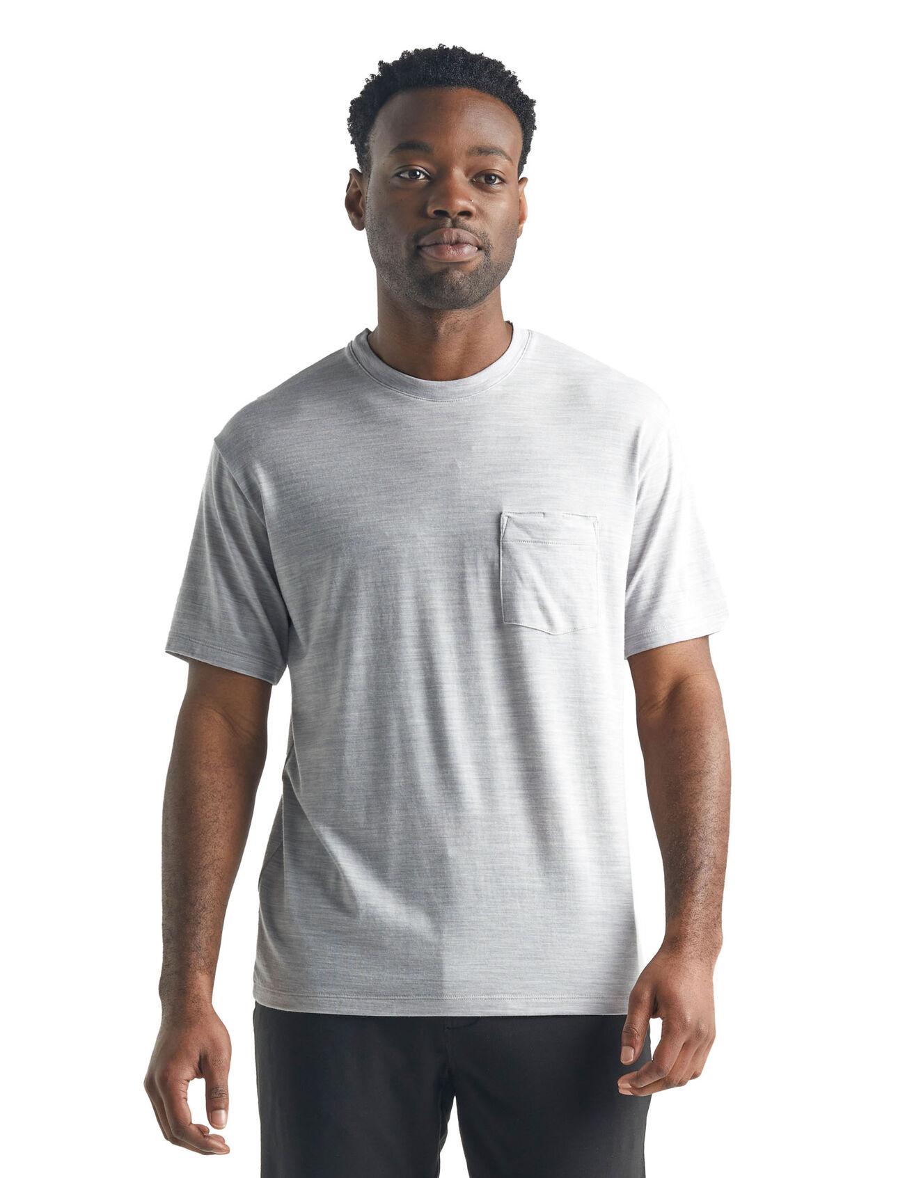 Merino 150 Short Sleeve Pocket Crewe T-Shirt