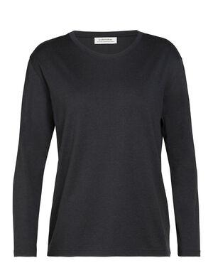 Merino Oasis Long Sleeve Crewe T-Shirt