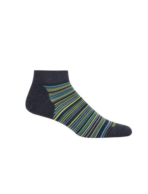 休闲系列细针船袜