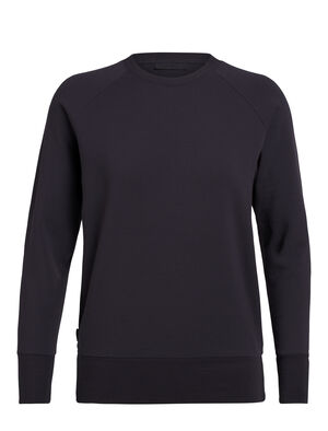 Merino Nature Dye Helliers Long Sleeve Crewe Top
