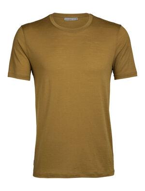 Tech Lite T-shirt met korte mouwen en rond hals