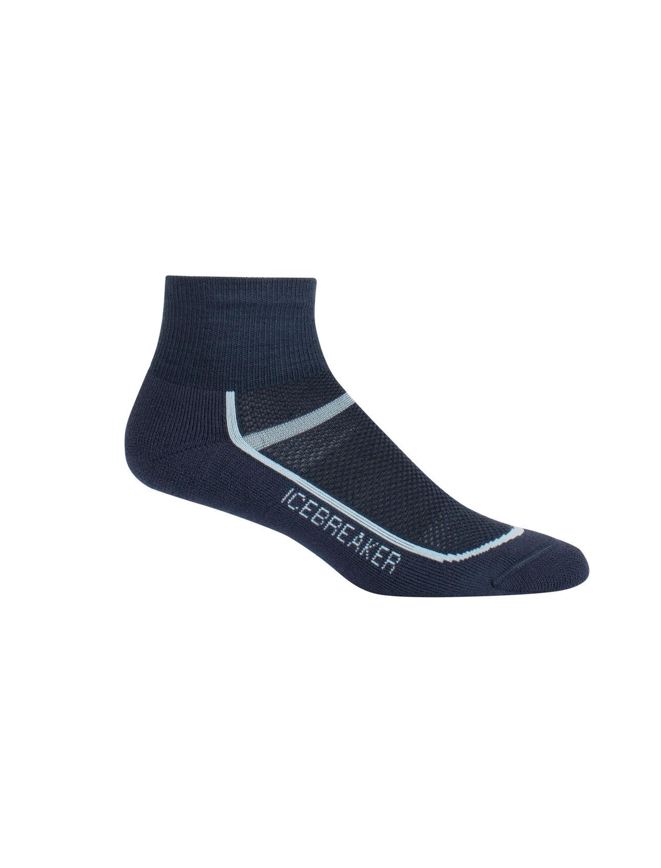 美丽诺羊毛Multisport轻薄低筒袜