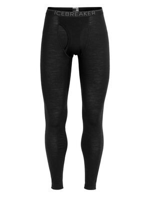 Merino 260 Tech Thermal Leggings With Fly