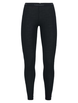 女款 Merino 175 Everyday打底裤 我们的175 Everyday打底裤是一款100%美丽诺羊毛多功能打底下装,搭配修身剪裁,舒适亲肤,透气防臭,四季皆宜。