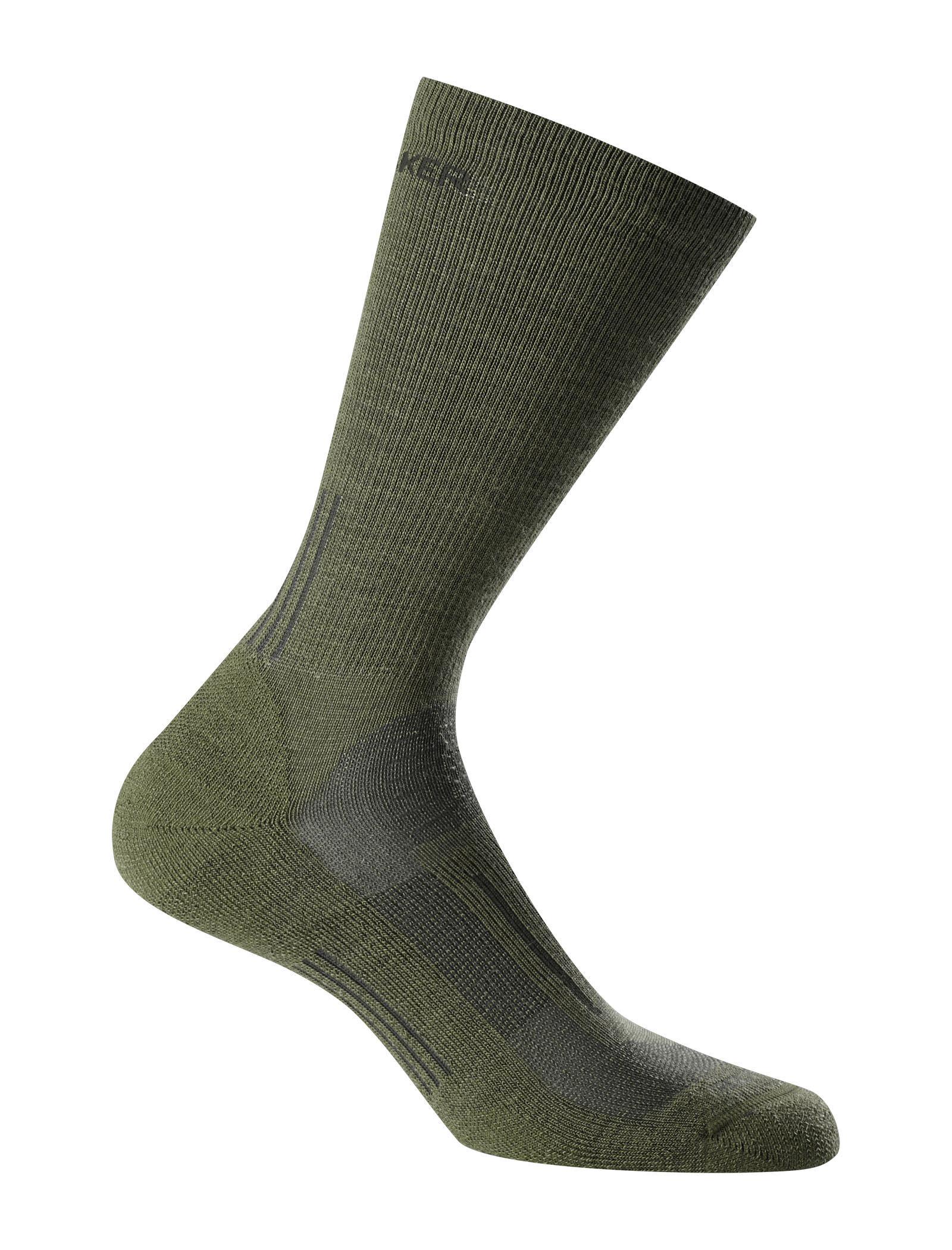 Icebreaker Mens Hike Socks Sock