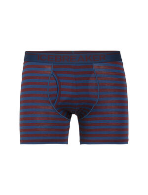Merino Anatomica Boxers With Fly