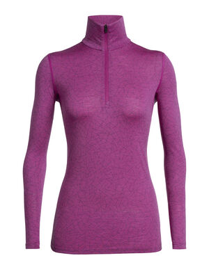 Merino 200 Oasis Long Sleeve Half Zip Sky Paths